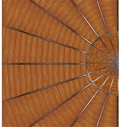 Designer floor tiles vector image