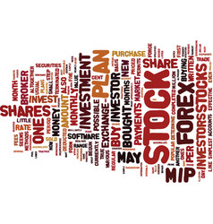 The benefits of pooled investment in shares and vector