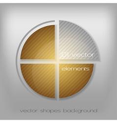 business circle II vector image vector image
