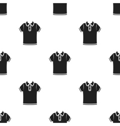 T-shirt icon of for web and vector image
