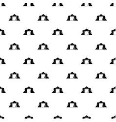 Tent pattern vector