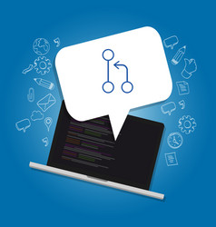 Svn sub version programming control and git vector