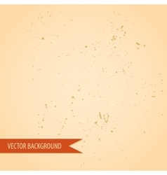 Vintage retro grunge old paper texture background vector image
