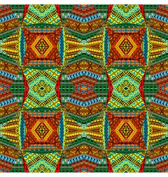 african motifs textile vector image vector image