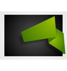 Concept web design vector image
