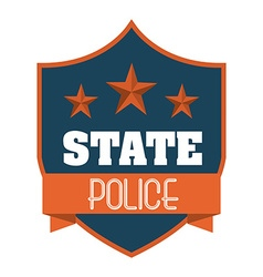 State police vector