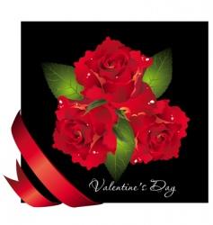 valentine illustration vector image