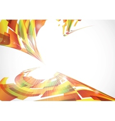 Abstract colorful bckground vector