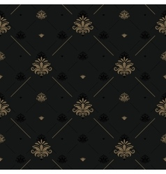 Luxury vintage background for elegant design vector image