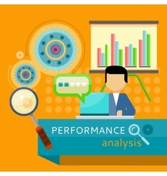 Performance analysis banner search for solutions vector