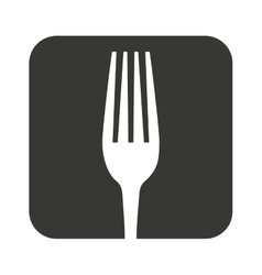 Cutlery tool kitchenware isolated icon vector
