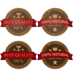 a banner best quality vector image