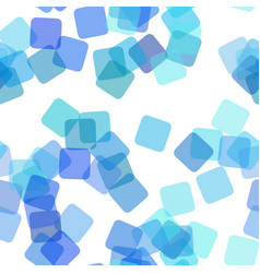 seamless abstract square background pattern vector image vector image