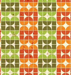 Abstract colorful tiles seamless pattern vector image vector image