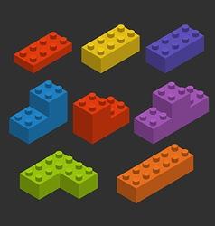 Game figures vector