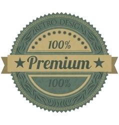 A banner premium vector