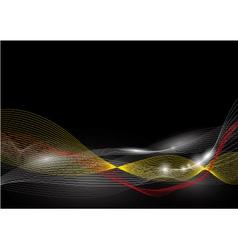 Lines background design vector