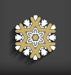 Vintage ornamental pattern vector