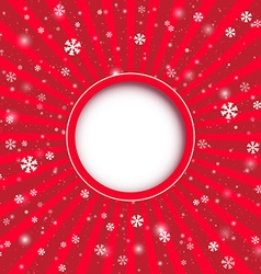 Christmas applique background for your desi vector
