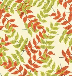 leavespattern vector image