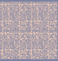 Beige linen texture seamless pattern vector