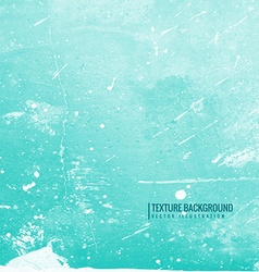 blue grunge texture background vector image