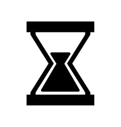 Hourglas pictogram icon image vector