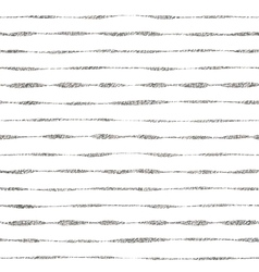 Silver striped seamless pattern vector image