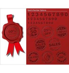 06 wax shield tax free sales vector