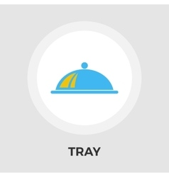 Tray Icon vector image
