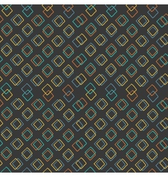 Unique abstract random seamless pattern vector