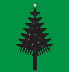 Christmas of tree vector