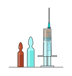 Painkillers injection vector