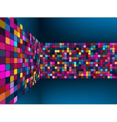 Abstract glowing background eps 8 vector
