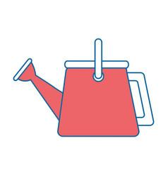 Garden sprinkler isolated icon vector