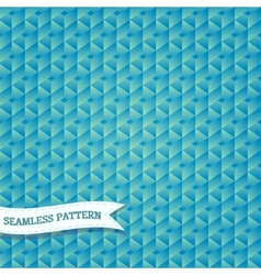 Vintage hexagonal mosaic background vector