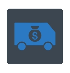 Collector car icon from commerce buttons overcolor vector