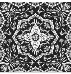 indian carpet vector image