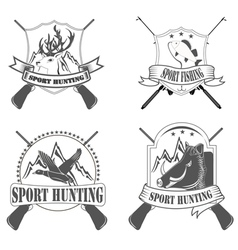 Hunting vector