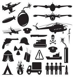 military1232 resize vector image vector image