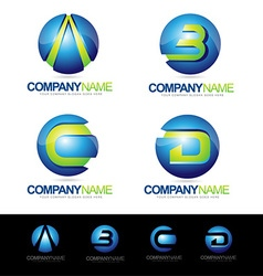 Letter logo designs vector