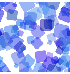Repeating geometrical square background pattern - vector