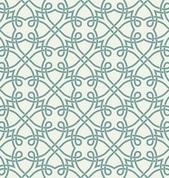 Ornamental seamless pattern abstract background vector