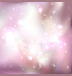 Bright light pink background festive design vector
