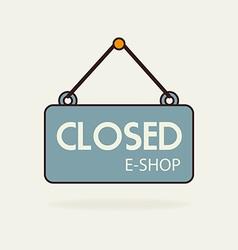 E-commerce shopping online vector