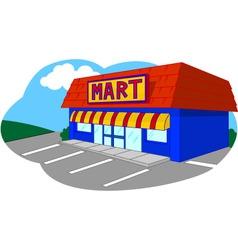 Convenient store vector