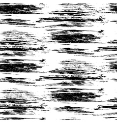 Hand drawn linear pattern with brushed lines vector