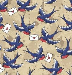 birds vector image vector image