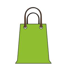 paper bag design vector image