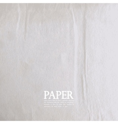 Abstract background with old crumpled paper vector